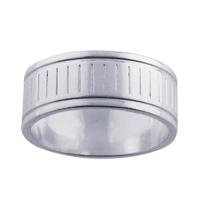silver ring core